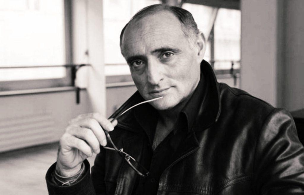 Daniel Mesguich au festival Livres en Tête des Livreurs