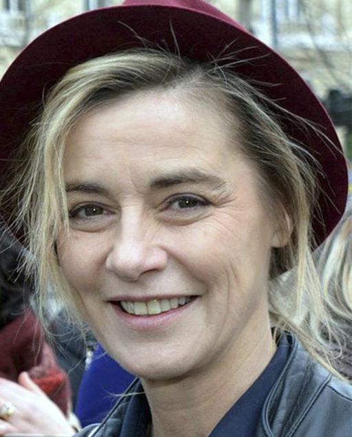 Anne Consigny, présidente d'honneur du festival Livres en Tête • © Georges Biard