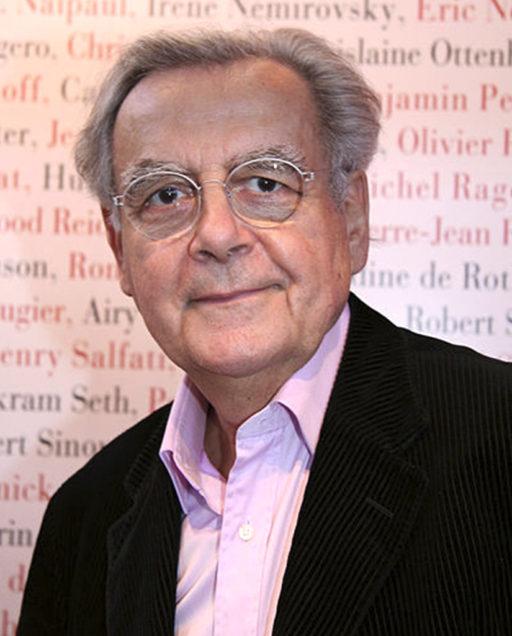 Bernard Pivot, président d'honneur du festival Livres en Tête • © Georges Seguin