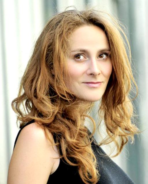 Émilie de Turckheim, invitée du festival Livres en Tête • © David Ignaszewski