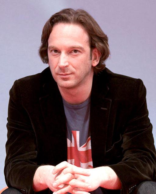 François Busnel, président d'honneur du festival Livres en Tête • © Georges Seguin