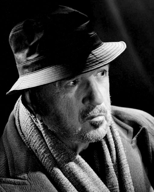 Jean-Claude Carrière, invité du festival Livres en Tête • © Studio Harcourt