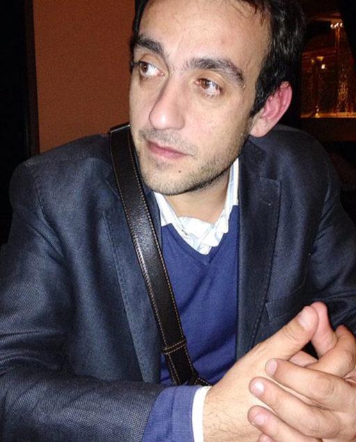 Jérôme Ferrari, invité du festival Livres en Tête • © Esuquet