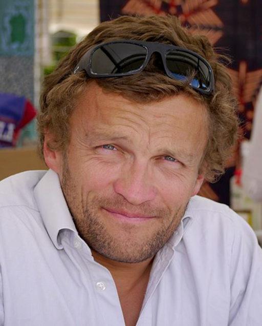 Sylvain Tesson, invité du festival Livres en Tête • © Yves Tennevin