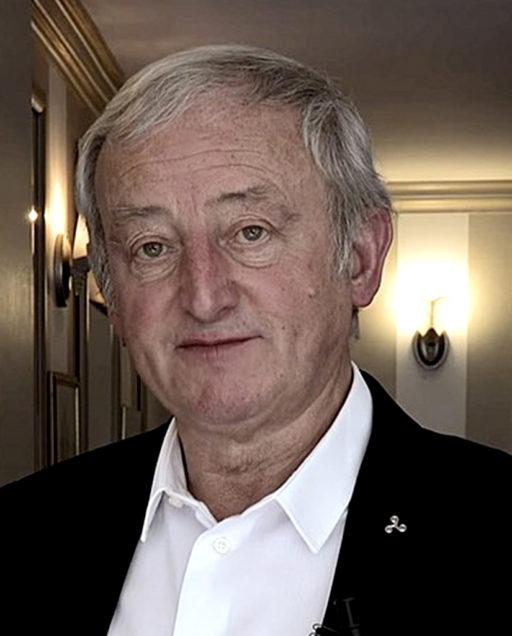 Yann Queffélec, invité du festival Livres en Tête • © Librairie Mollat